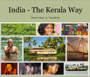 India - Kerala Ways, Globerovers - P.G. Steyn