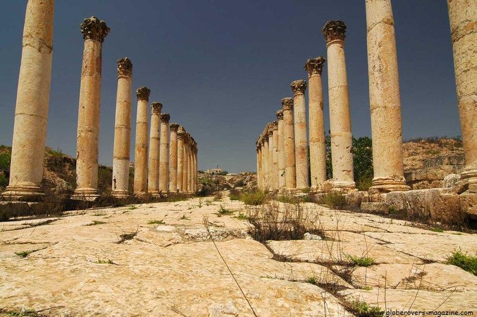 Church of Saint Theodore, Jerash, Jordan
