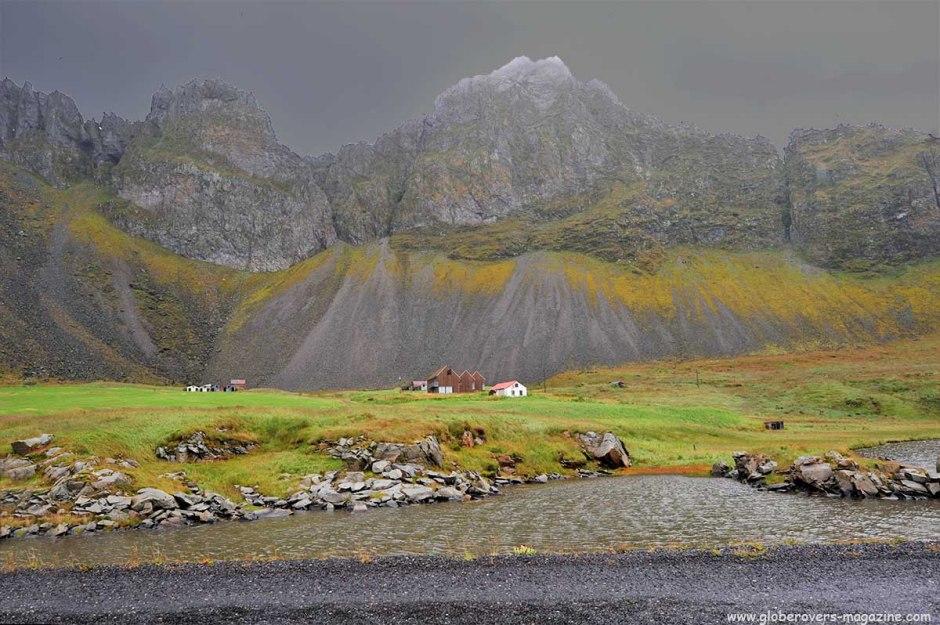 Between Þorgeirsstaðir and Djupavogshreppur, north of Höfn, Iceland