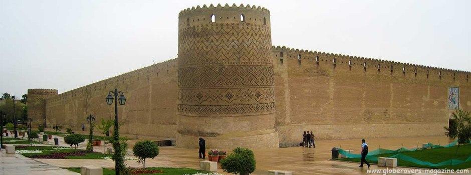 Arg-e Karim Khani (fort Karim Khani), Shiraz, Iran