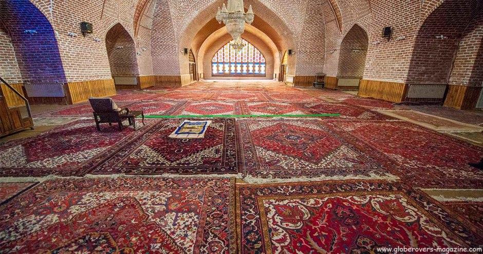 Masjed-e Jameh (Jameh Mosque), Tabriz, IRAN