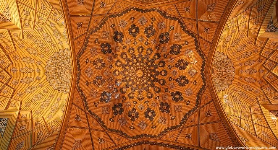 Madraseh-ye Chahar Bagh, Esfahan, Iran
