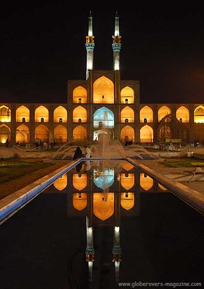 Amir Chakhmagh Mosque, Yazd, Iran