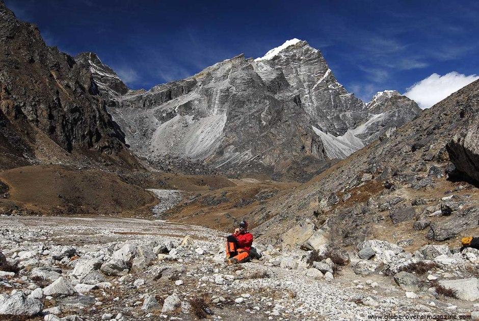 Dzonglha to Lobuche, Nepal