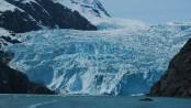 Holgate Glacier, Kenai Fjords National Park near Seward, Alaska