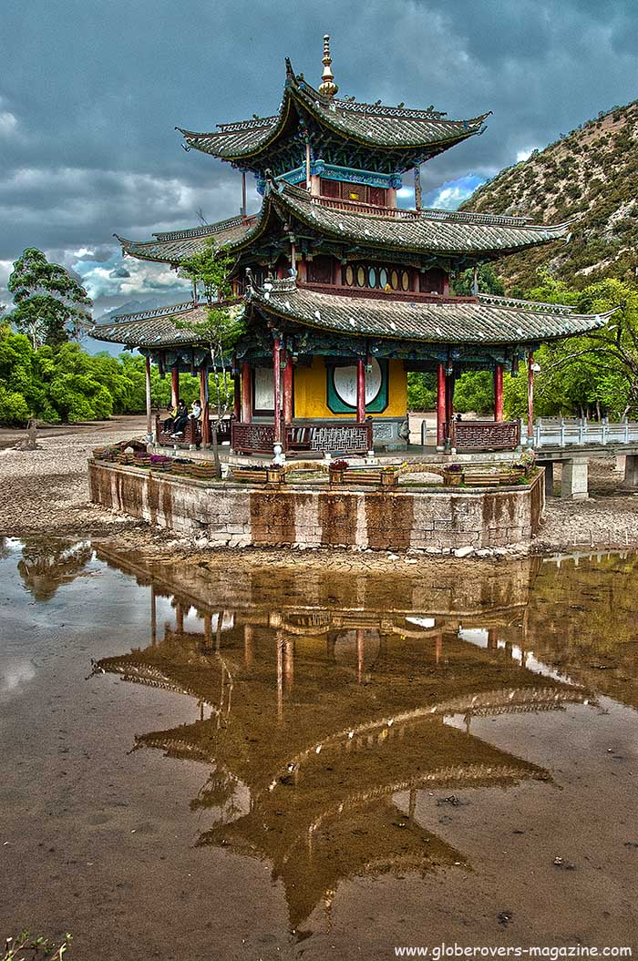 Black Dragon Pool, Lijiang, Yunnan, CHINA