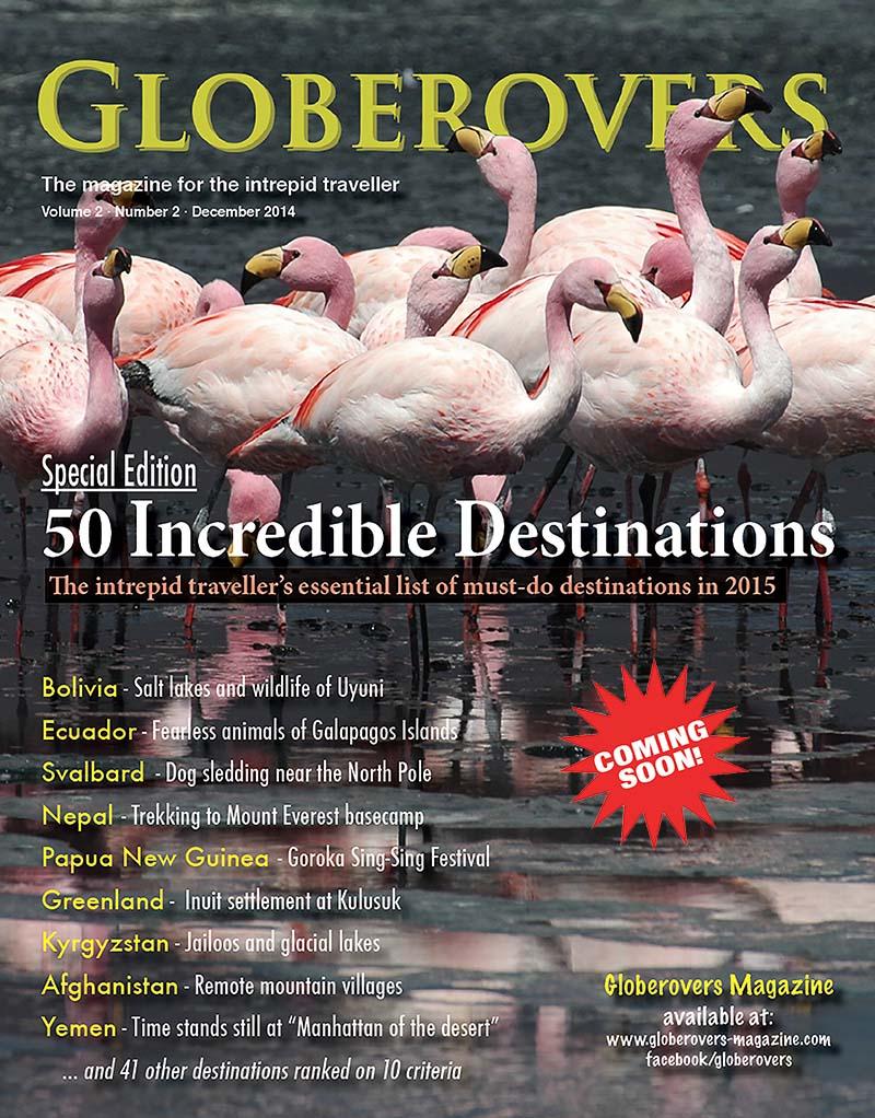 Globerovers Magazine Dec 2014