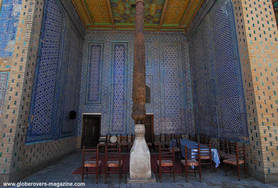 Tosh Hovli (Hauli) Palace, Khiva, Uzbekistan