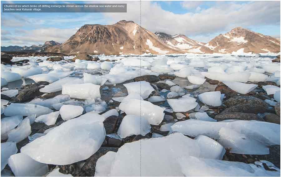 Greenland Kulusuk Village - Globerovers Magazine