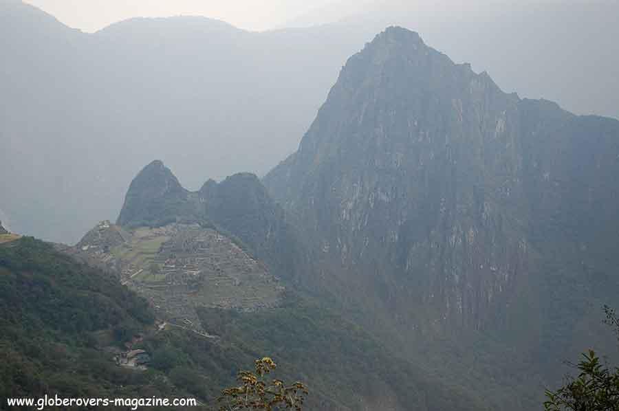 Machu Picchu, Inka Trail, Peru