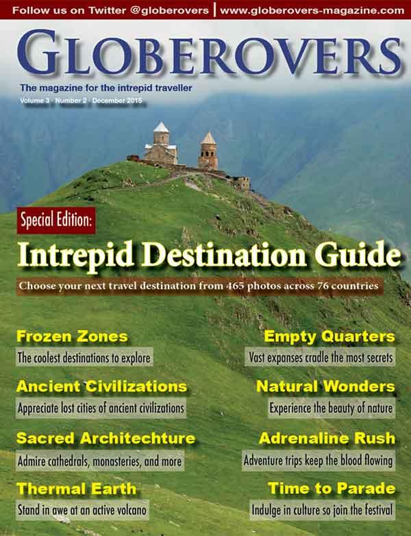 Globerovers Magazine Issue 6, December 2015