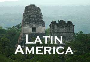 Latin America ruins