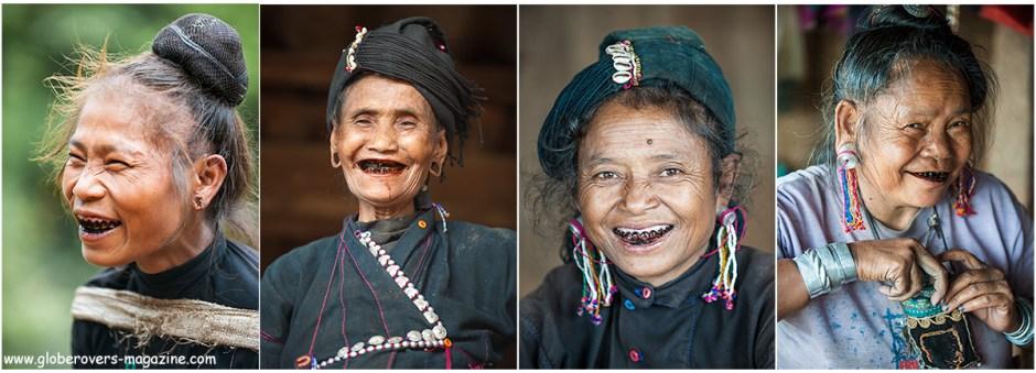 The friendly women of the Ann (or Eng, Enn) tribe
