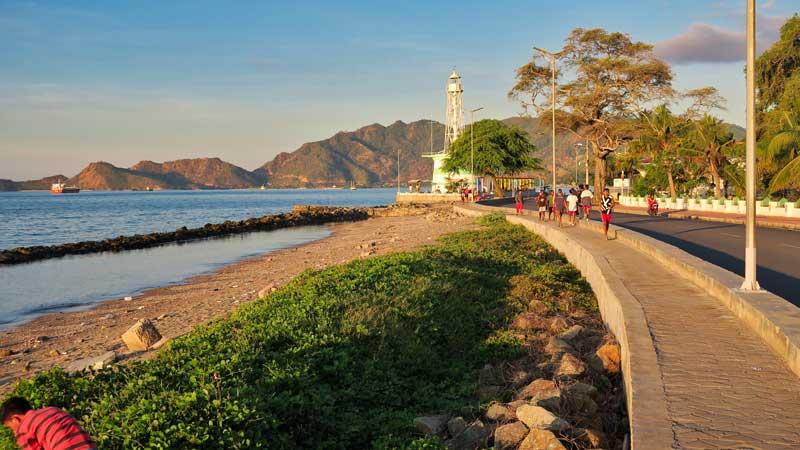 dili, timor leste, travel, indonesia