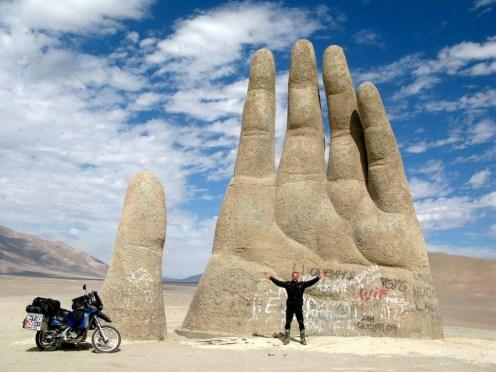 Thierry Wilhelm Worldbiker Südamerika 56