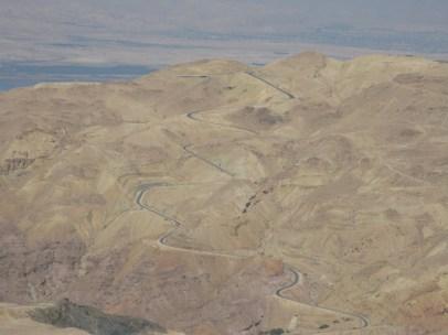 Wadi Musa to Madaba Thierry Wilhelm