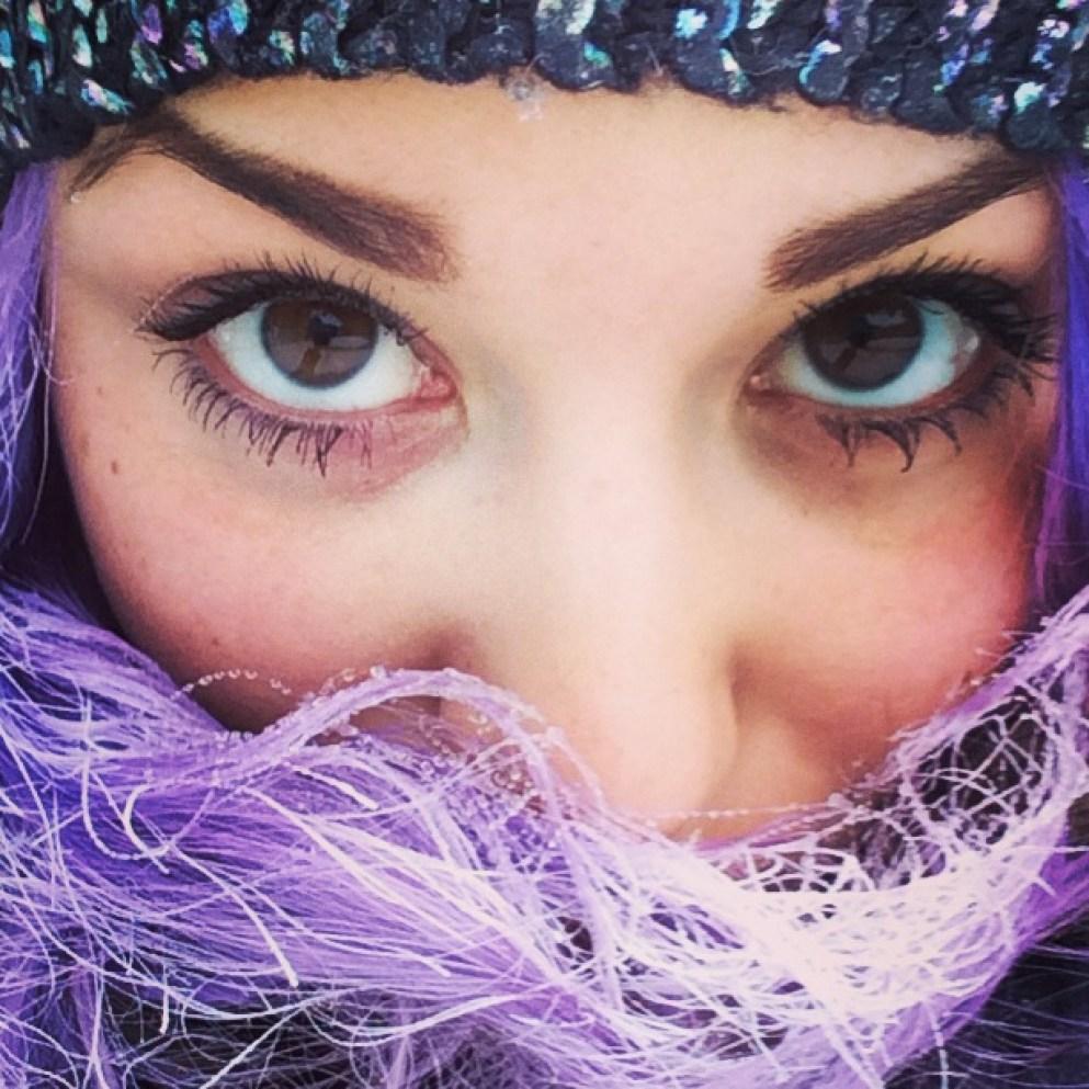 Nadine Pober Selfie