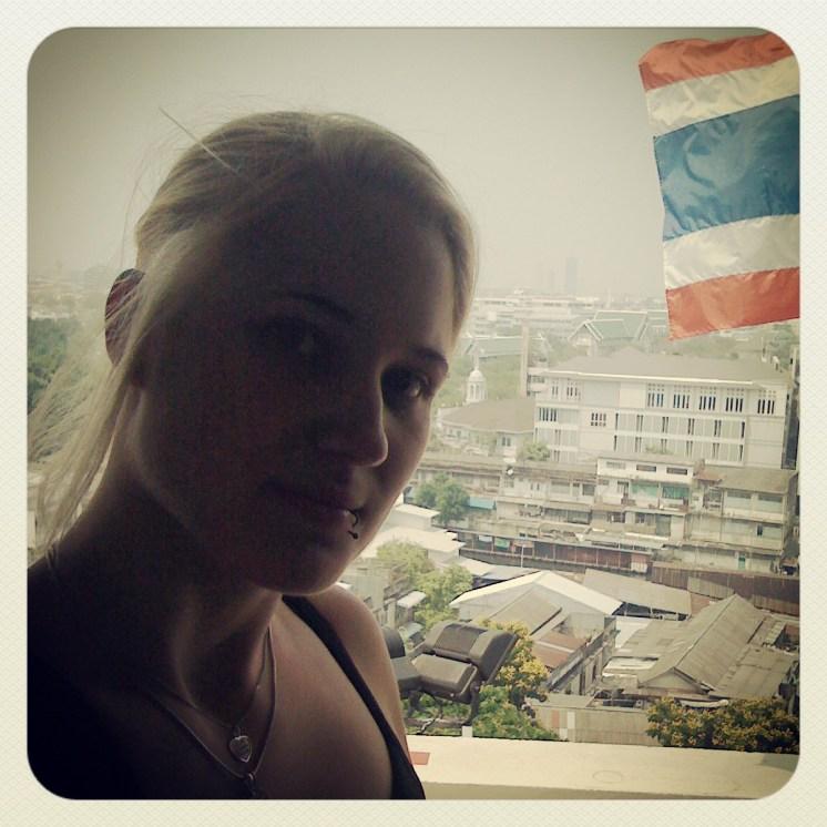 Jessie Froede Selfie