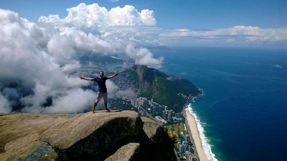 Rio de Janeiro pedra da Gavea