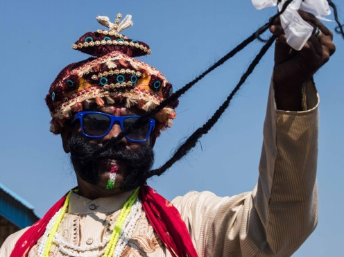Pushkar Kamelmesse Indien-13
