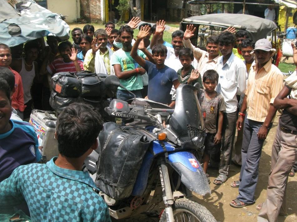 Thierry Wilhelm Worldbiker Motoradreise Indien-90