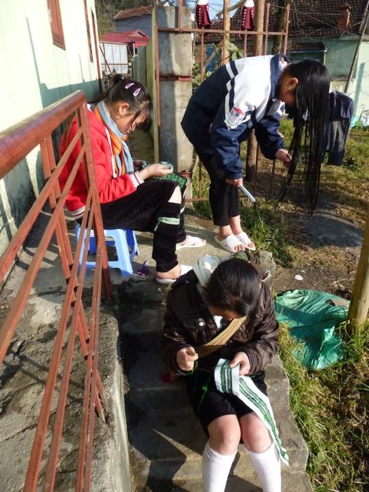 Hmong Vietnam Sapa Reisen 6