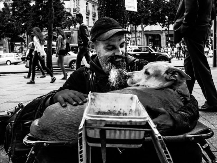 Paris Foto Reportage by Oliver Baer