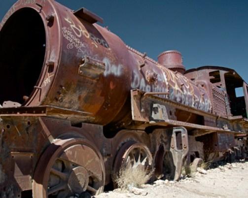 Bahnreisen Amerika