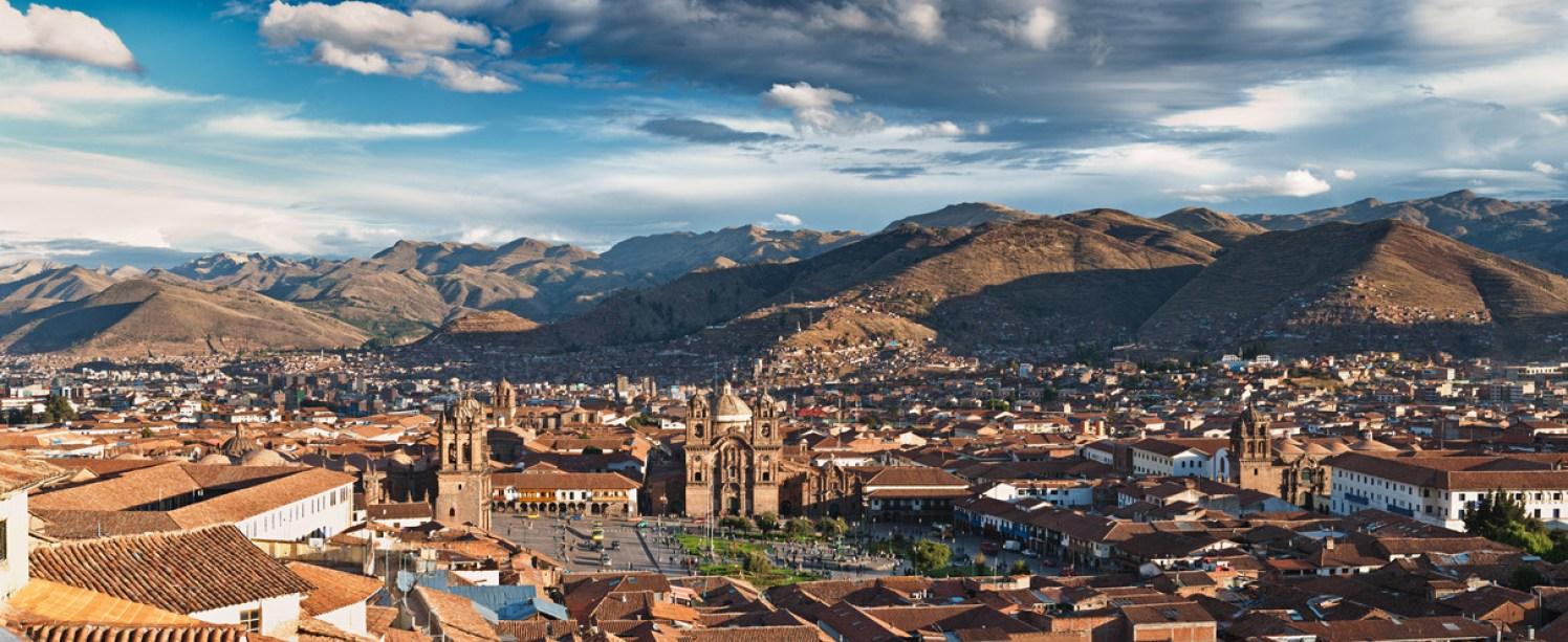 UNESCO Weltkulturerbe Cuzco, Peru