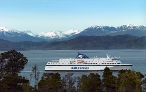 Knechtreisen-BC-Ferry