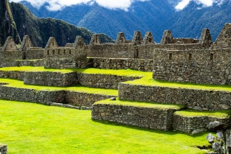 UNESCO Weltkulturerbe Machu Picchu, Peru