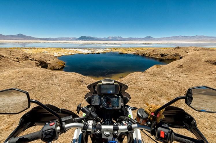 Motorradreise Panamericana