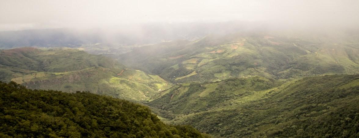 Nationalpark-Amboro-Bolivien