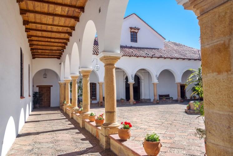 UNESCO Weltkulturerbe Sucre