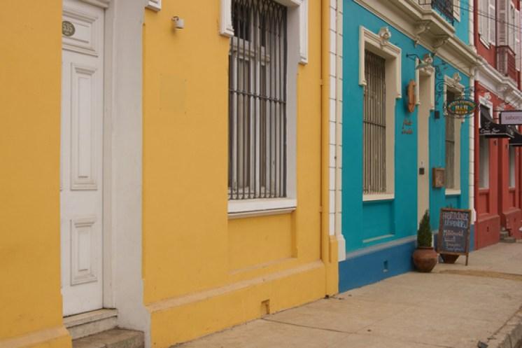 UNESCO Weltkulturerbe Valparaiso