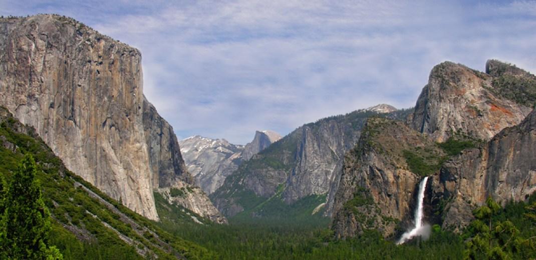 Yosemite-Nationalpark-Kalifornien-USA