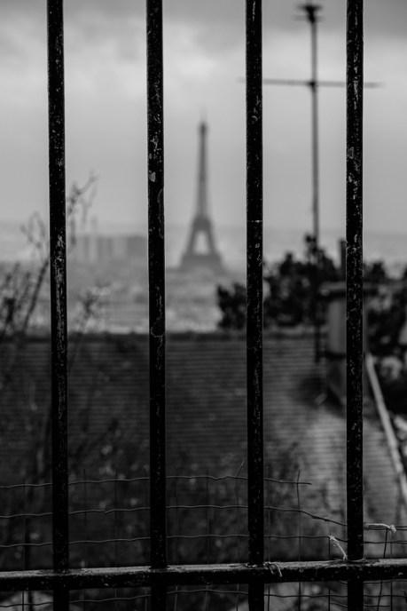 Eiffelturm Paris Weihnachten