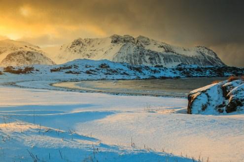 Wetterwechsel auf den Lofoten
