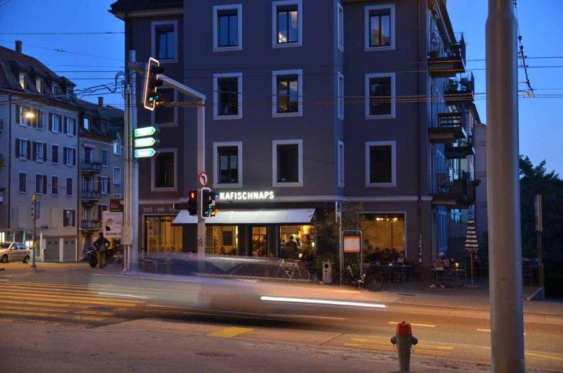 Bar Kafischnaps Zürich