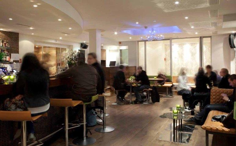 Hotelbar Platzhirsch Zürich