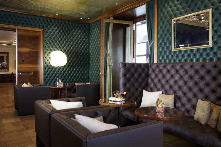 Hotelbar Vivus Hotel Steigenberger Zürich