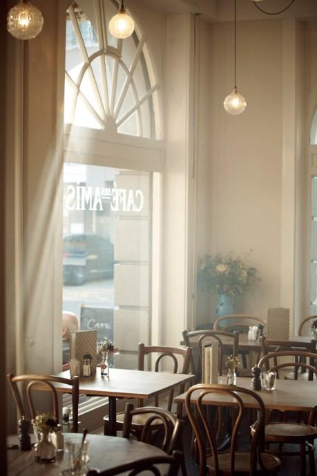 Café Des Amis Zürich Brunch
