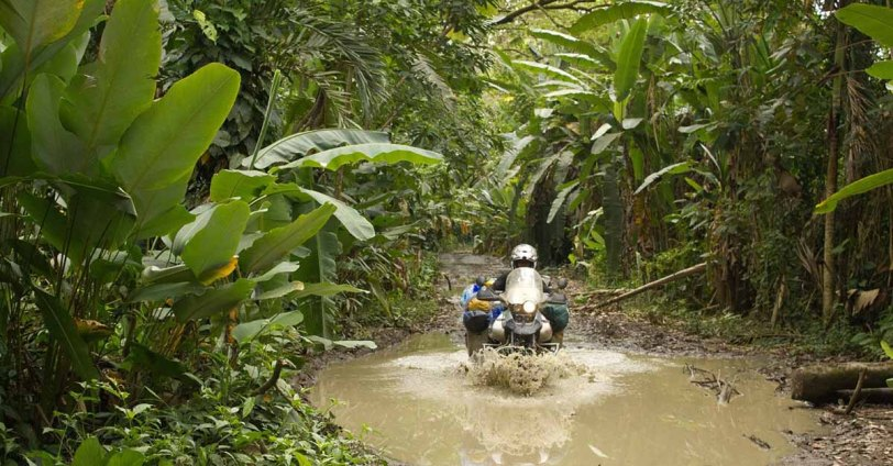 Dylan Motorradreise Panamericana