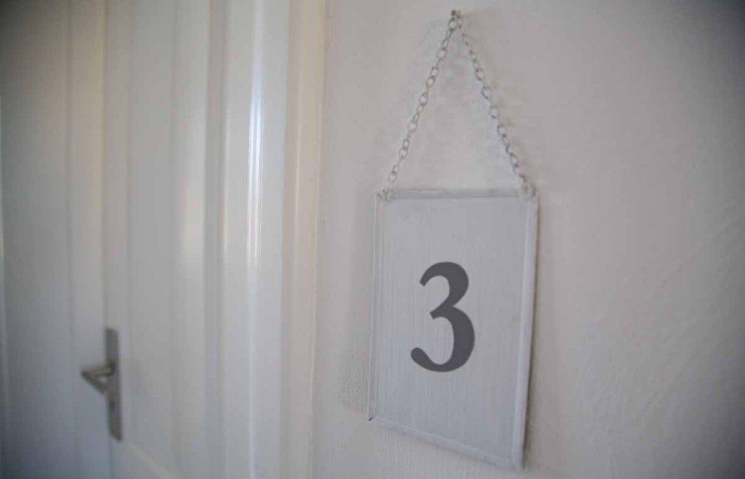 Weinstrasse - Unterkünfte - Zimmernummer