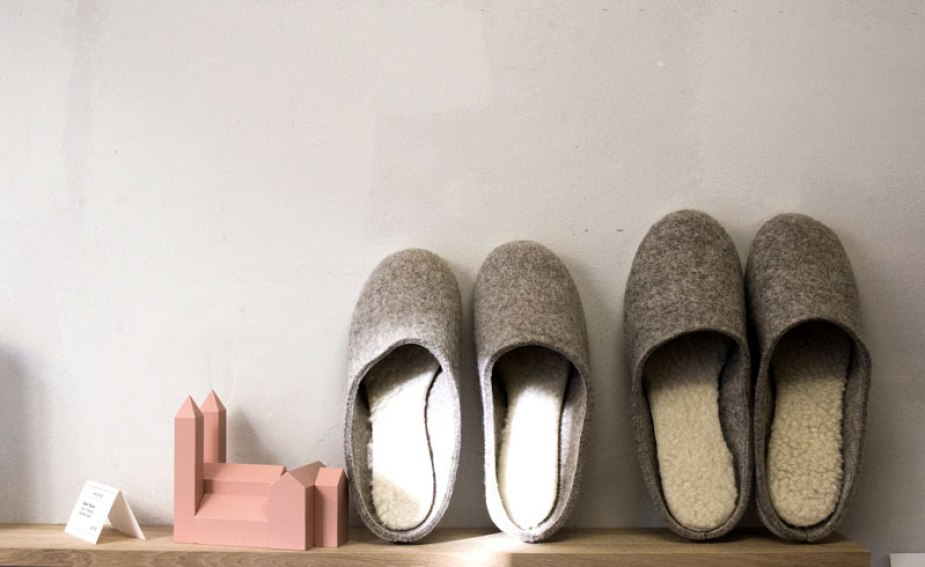 Arno Wolf Basel Slippers