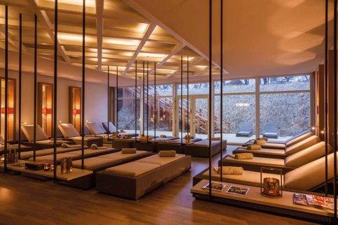 Hotel Severins Keitum Sylt - SPA Ruheraum Wellness