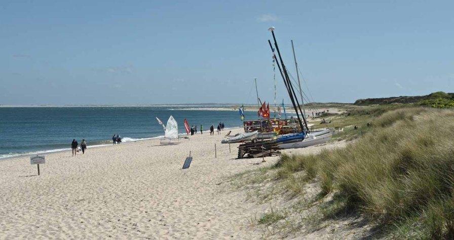 Sylt Aktivitäten Sehenswürdigkeiten - Surfschule Strand