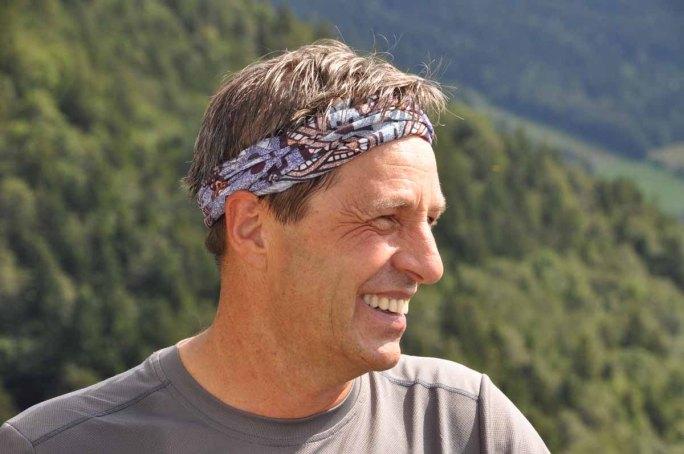 Der Wanderleiter Alpenrudi