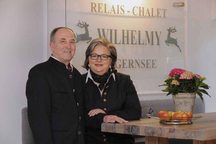 Tegernsee - Relais Chalet Wilhelmy - Johannes und Stefanie Ziegelbauer