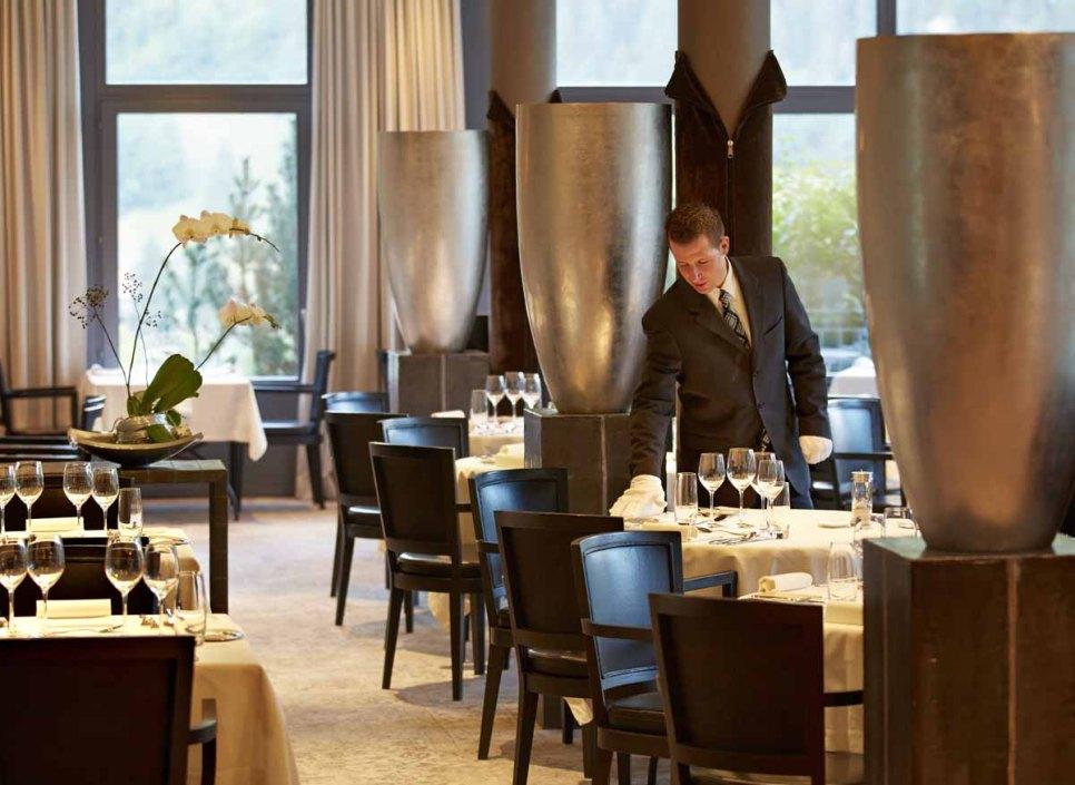 Lenkerhof Restaurant Spettacolo